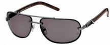 MontBlanc MB273S Sunglasses Sunglasses - 12A