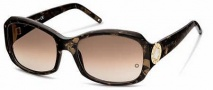 MontBlanc MB286S Sunglasses Sunglasses - 50F