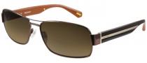 Gant GS Artizan Sunglasses Sunglasses - BRN-1P: Brown / Tan