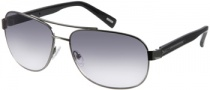 Gant GS Marcus Sunglasses Sunglasses - GUN-35: Shiny Gunmetal