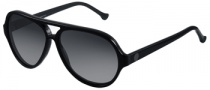 Gant GS MB Lax Sunglasses Sunglasses - BLK-95: Black Over Black
