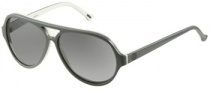 Gant GS MB Lax Sunglasses Sunglasses - GRY-95F: Grey Over White