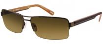 Gant GS Touro Sunglasses Sunglasses - SBRN-1: Satin Brown