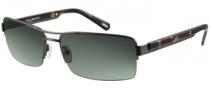 Gant GS Touro Sunglasses Sunglasses - SGUN-3: Satin Gunmetal