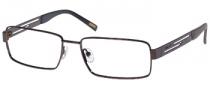 Gant G Charles Eyeglasses Eyeglasses - BRN: Shiny Brown