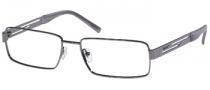 Gant G Charles Eyeglasses Eyeglasses - GUN: Gunmetal