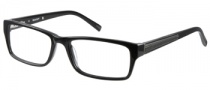 Gant G Clarke Eyeglasses Eyeglasses - BLK: Solid Black
