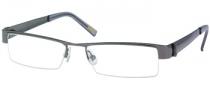 Gant G Cooper Eyeglasses Eyeglasses - GUN: Gunmetal