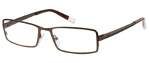 Gant G Hallo Eyeglasses Eyeglasses - SBRN: Satin Brown