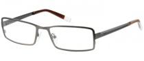 Gant G Hallo Eyeglasses Eyeglasses - SGUN: Satin Gunmetal
