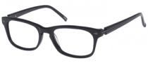 Gant G Lettere Eyeglasses Eyeglasses - BLK: Black