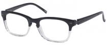 Gant G Lettere Eyeglasses Eyeglasses - BLKCL: Black / Clear