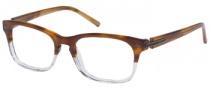 Gant G Lettere Eyeglasses Eyeglasses - BRNCL: Brown / Clear