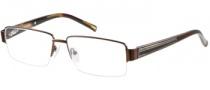 Gant G Salem Eyeglasses Eyeglasses - SBRN: Satin Brown
