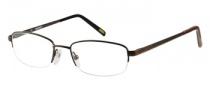 Gant G Vine Eyeglasses Eyeglasses - BRN: Brown