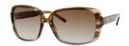 Kate Spade Darlene/S Suglasses Sunglasses - 0JXQ Brown Gray / Y6 Brown Gradient Lens