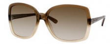 Kate Spade Darryl/S Sunglasses Sunglasses - 0JXZ Brown Fade / Y6 Brown Gradient Lens
