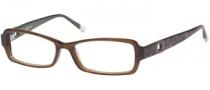 Gant GW Fern Eyeglasses Eyeglasses - BRN: Translucent Brown
