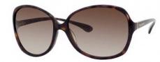 Kate Spade Gabi/S Sunglasses Sunglasses - 0JBY Tortoise Gold / Y6 Borwn Gradient Lens