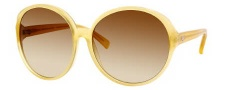 Kate Spade Ginette/S Sunglasses Sunglasses - 0JXX Honey / G9 Brown Gradient Lens