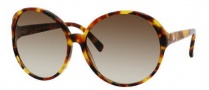 Kate Spade Ginette/S Sunglasses Sunglasses - 0JXV Speckled Tortoise / Y6 Brown Gradient Lens