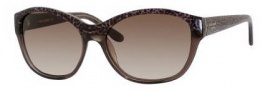 Kate Spade Lauralee/S Sunglasses Sunglasses - 01G9 Gray Cheetah / Y6 Brown Gradient Lens