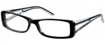 Gant GW Renee Eyeglasses Eyeglasses - BLK/CRY: Black / Crystal