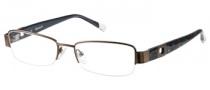 Gant GW Swan Eyeglasses Eyeglasses - SBRN: Satin Brown