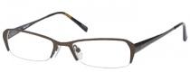 Gant GW Termini Eyeglasses Eyeglasses - SBRN: Satin Brown