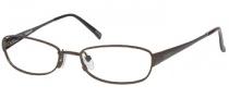 Gant GW Torca Eyeglasses Eyeglasses - SBRN: Satin Brown