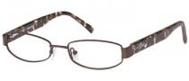 Gant GW Tracy Eyeglasses Eyeglasses - SDBRN: Satin DK Brown