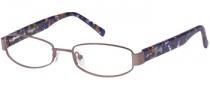 Gant GW Tracy Eyeglasses Eyeglasses - SLBRN: Satin LT BRN