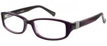 Gant GW Vierra Eyeglasses Eyeglasses - PUR: Trans Purple