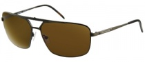 Harley-Davidson / HDX 800 Sunglasses Sunglasses - BRN-1: Brown / Brown