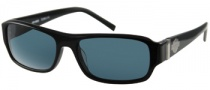 Harley-Davidson /HDX 801 Sunglasses Sunglasses - BLK-3: Black / Grey