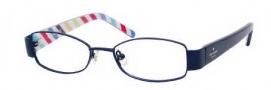 Kate Spade Alanis Eyeglasses Eyeglasses - 0JXL Navy