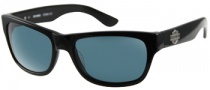 Harley-Davidson / HDX 803 Eyeglasses Sunglasses - BLK-3: Black / Grey
