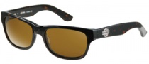 Harley-Davidson / HDX 803 Eyeglasses Sunglasses - TO-1: Tortoise / Brown