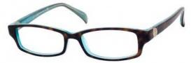 Kate Spade Elisabeth Eyeglasses Eyeglasses - 0JEY Tortoise Aqua