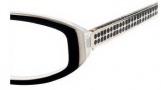 Kate Spade Essie Eyeglasses Eyeglasses - 0SS6 Black Cream Crsytal