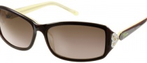 Harley-Davidson / HDX 808 Sunglasses Sunglasses - BRN-1: Brown / Yellow