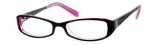 Kate Spade Georgette Eyeglasses Eyeglasses - 0ESA Black Pink