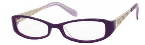 Kate Spade Georgette Eyeglasses Eyeglasses - 0DV1 Plum Lilac