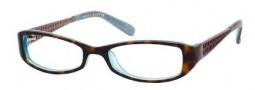 Kate Spade Georgette Eyeglasses Eyeglasses - 0JEY Tortoise Aqua