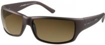 Harley-Davidson / HDX 810 Sunglasses Sunglasses - BRN-1: Matte ALMNM Brown