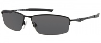 Harley-Davidson / HDX 814 Sunglasses Sunglasses - SBLK-3: Satin Black