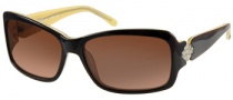 Harley-Davidson / HDX 818 Sunglasses Sunglasses - BRN-1: Brown / Yelliow