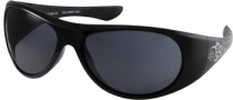 Harley-Davidson / HDX 819 Sunglasses Sunglasses - BLK-3: Shiny Black