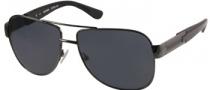 Harley-Davidson / HDX 821 Sunglasses Sunglasses - GUN-3: Shiny DK Gunmetal