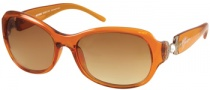 Harley-Davidson / HDX 827 Sunglasses Sunglasses - AMB-34: Butterscotch